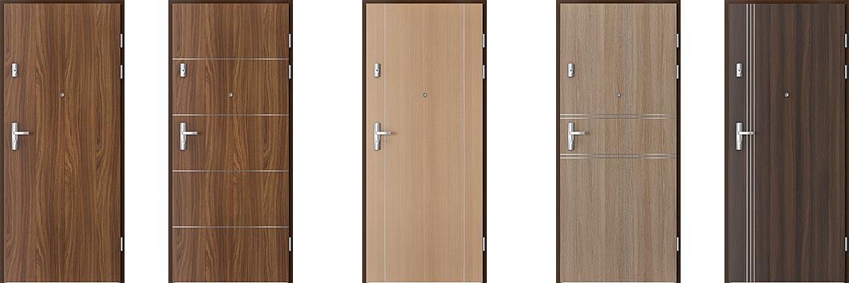 Bezpečnostné dvere do bytu