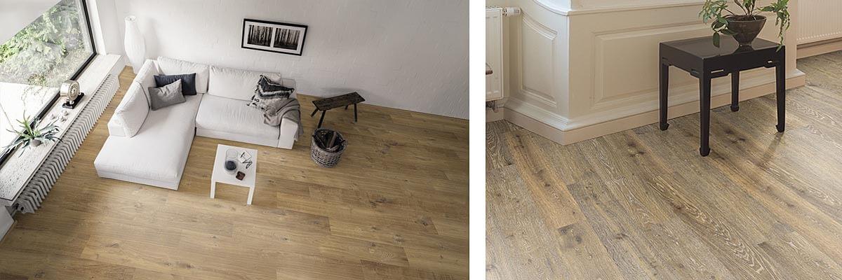 Korkové podlahy a dvere