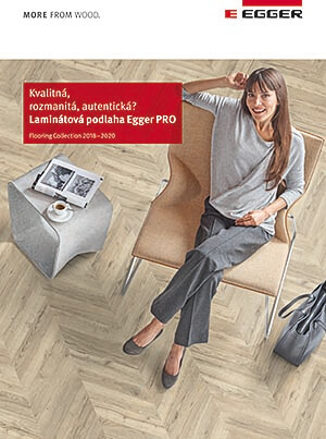 Laminátové podlahy Egger Pro katalóg