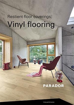 Vinylové podlahy nemeckej značky Parador