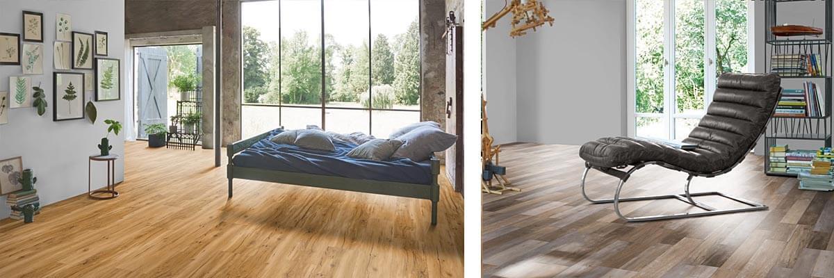 Vinylové podlahy a dvere