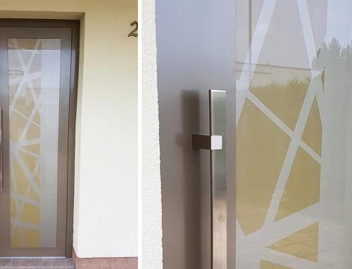 Vchodové dvere EV-978