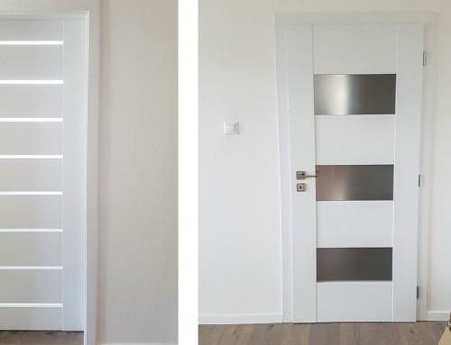 Interiérové dvere DRE Solte, DRE Premium a podlaha EGGER
