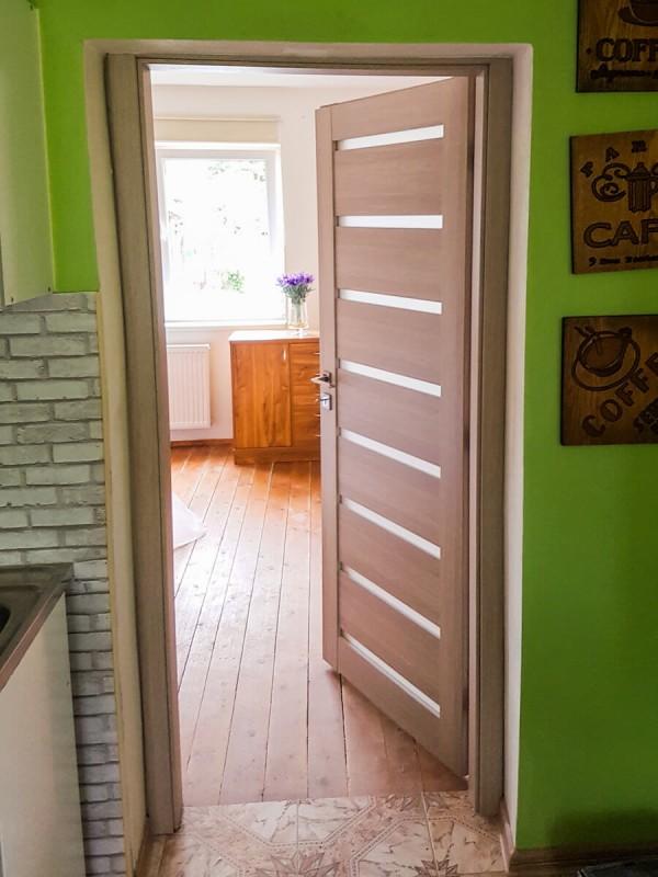 Interiérové dvere Invado Linea Forte 5 s montážou