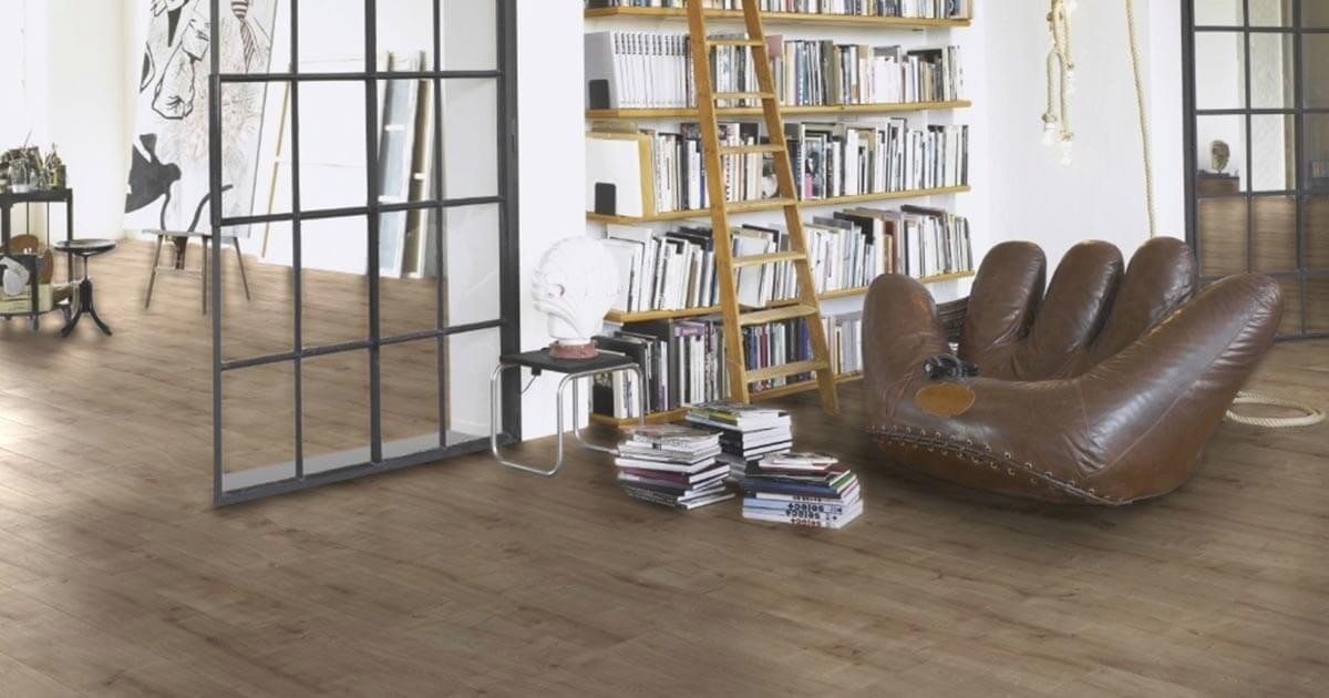 Podlahy PARADOR patria medzi špičku na trhu. Modelová rada BASIC.